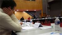 Les maires du canton de Charmes réunis à Nomexy