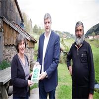 Le gîte associatif Vosges en Marche labellisé « Accueil Vélo »