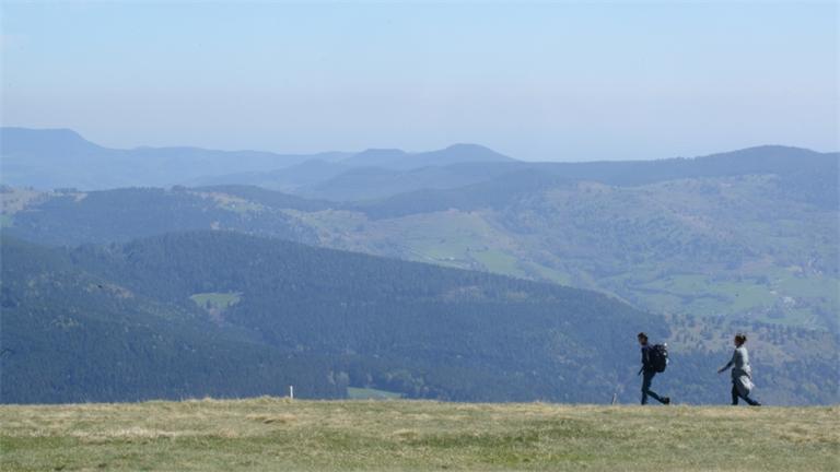Les Vosges comme destination de la clientèle étrangère
