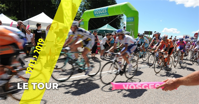 Tour de France : la 6e étape fait une incursion dans les Vosges