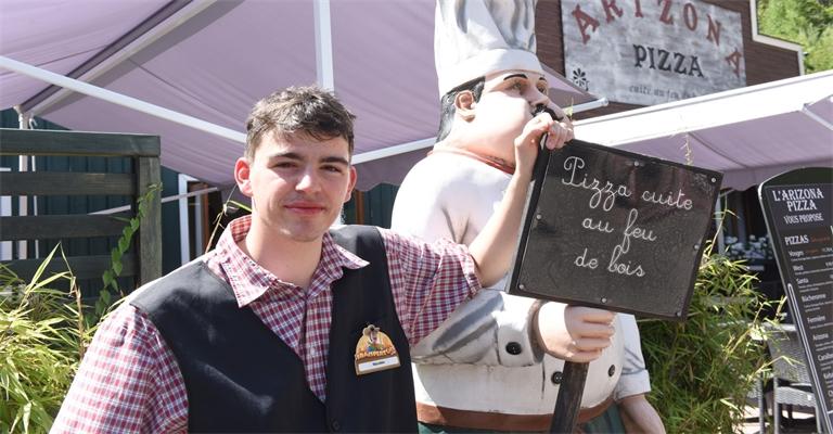 Vis ma Vie en Vosges cet été: Nicolas, opérateur à Fraispertuis City