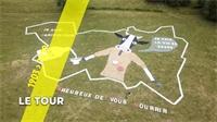 Tour de France:  Les animations du Département