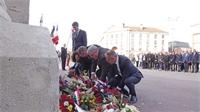 Dernier hommage à Jacques Chirac à Epinal