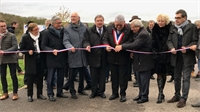 Inaugurations en série à Lerrain
