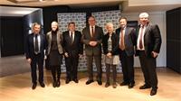 Les Présidents de Département du Grand Est réunis dans les Vosges