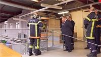 Le Département, partenaire des sapeurs-pompiers