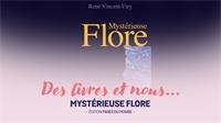 Des livres et nous : zoom sur Mystérieuse Flore