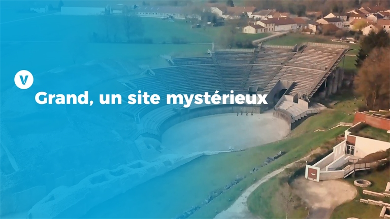 Grand, un site mystérieux