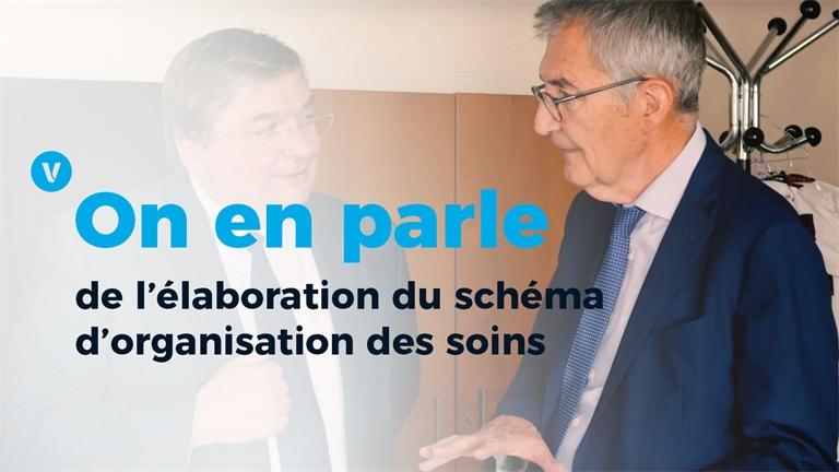 François Vannson impliqué pour l'avenir des hôpitaux de Remiremont et d'Épinal
