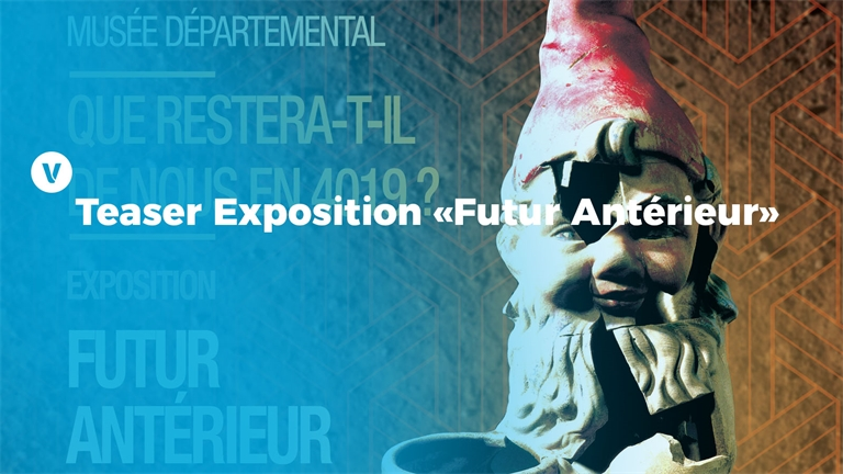 Teaser Exposition Futur Antérieur