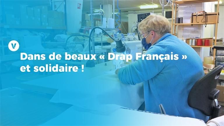 Des Draps Français et solidaire