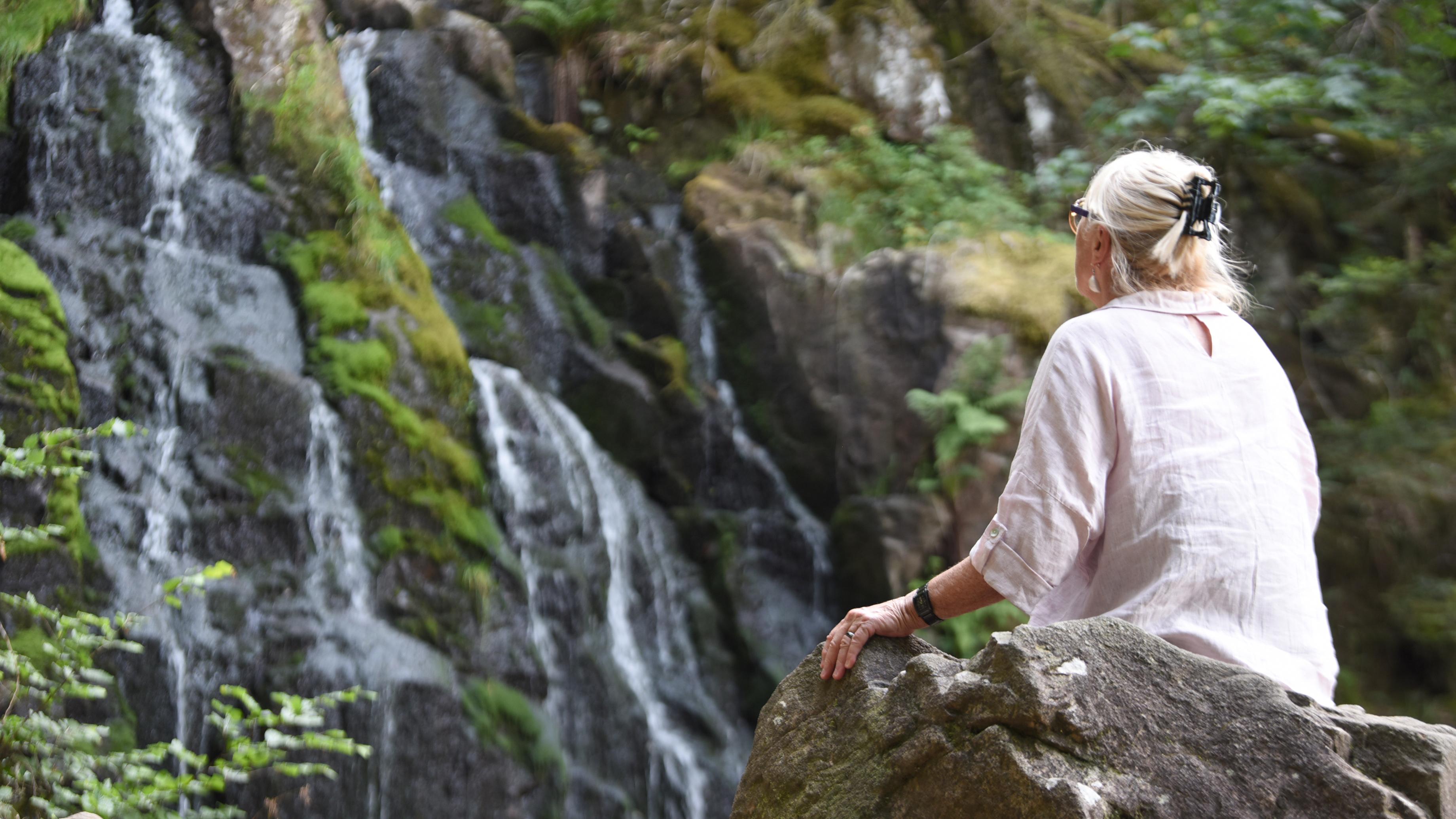 Cascade de Tendon.