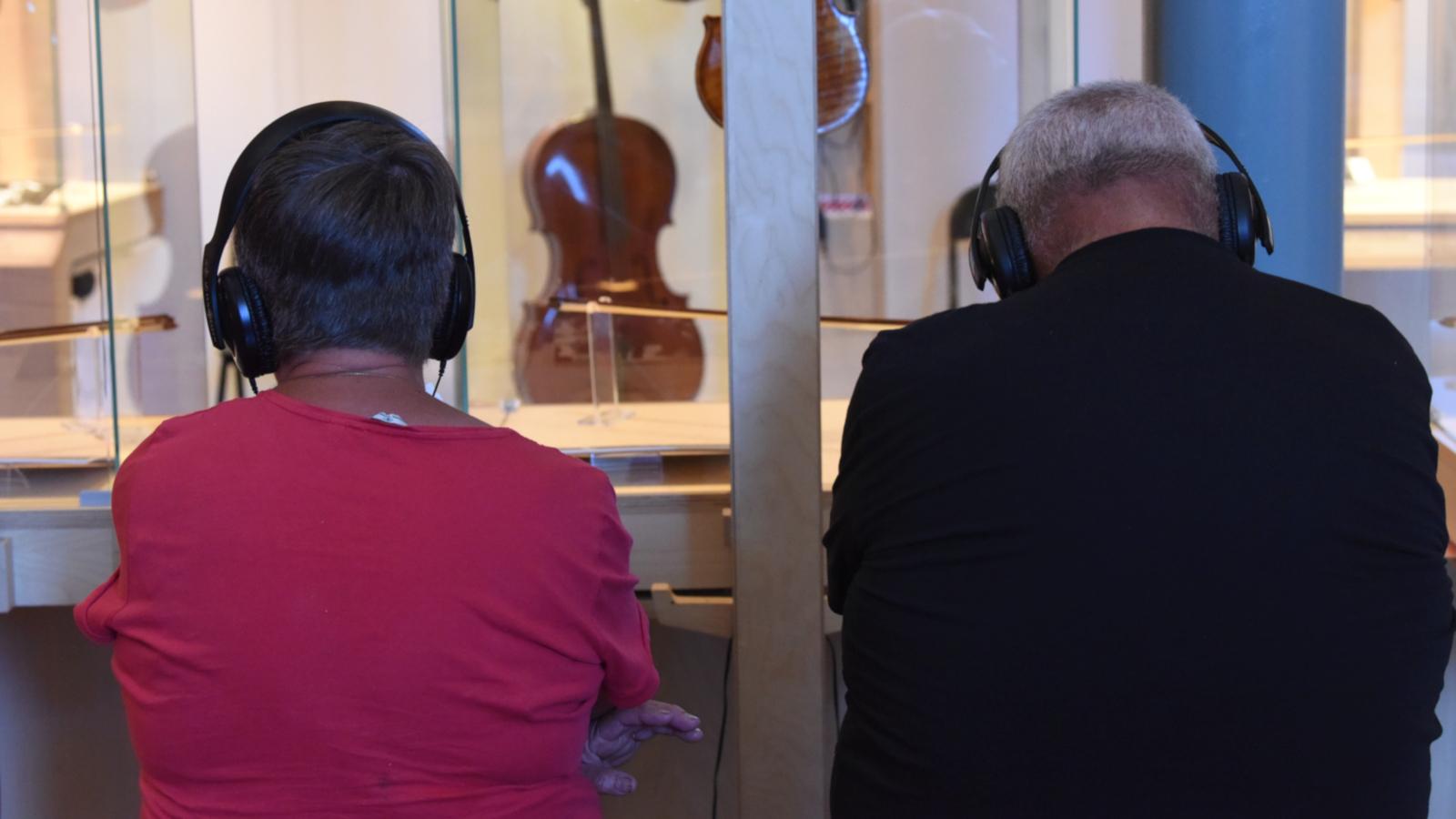 Des artisans d'art lorrains, français et étrangers ont appris leur savoir-faire à Mirecourt.