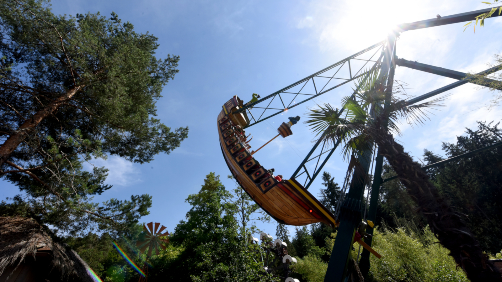 Le parc annonce un chiffre d'affaire d'environ 6 millions d'euros en 2018.