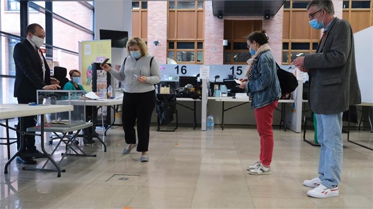 Elections départementales:votez en toute sécurité