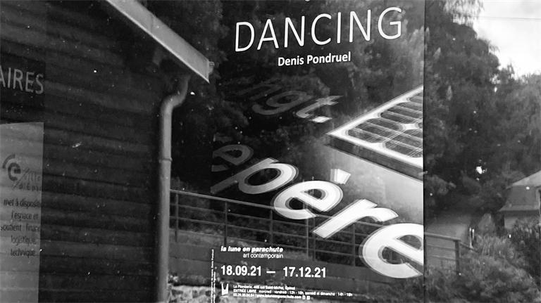 Dancing, nouvelle exposition de La Lune en Parachute