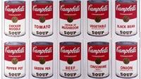 Andy Warhol et ses célèbres boîtes de conserves