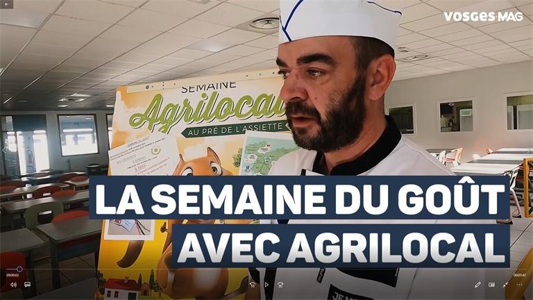 La semaine du goût avec Agrilocal