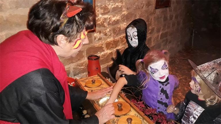 Le Fort aux Enigmes fête Halloween