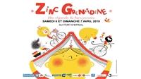FESTIVAL ZINC GRENADINE