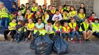 Chantiers de nettoyage : les écoles aussi sont au rendez-vous !
