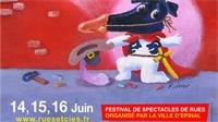 Place aux spectacles avec Rues & Cies !