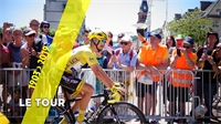 Audio : L'ambiance du Tour de France à Saint Dié