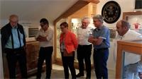 Les élus en visite culturelle pour soutenir les associations