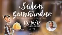 Salon de la Gourmandise à Epinal les 15, 16 et 17 novembre 2019
