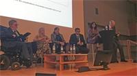 Caroline MATTIONI participe à une table ronde sur les politiques de l'autonomie