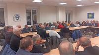 Assemblée générale de l'amicale des maires  des « Vosges côté sud-ouest »