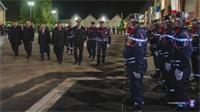 Les sapeurs-pompiers voient la Vie en Vosges