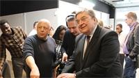 Audio : l'accueil dans les Vosges est remarquable pour Thierry Marx