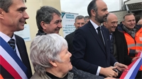 Destination Vosges pour le Premier ministre