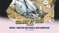 Nou3 : Une BD qui parle aux animaux !
