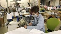 Blanc des Vosges  débute la fabrication de masques anti-projections