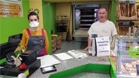 Coronavirus : témoignage d'un boulanger