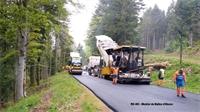 Point d'étape sur trois chantiers routiers du Département