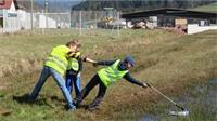 Environnement : les chantiers de nettoyage reportés