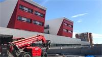 Le nouvel hôpital d'Epinal accueillera ses premiers patients en janvier 2021
