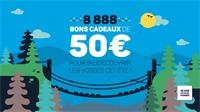 Plus de 44.000 euros en jeu cette semaine