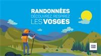 Randonnez dans les Vosges!