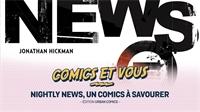 Nigtly News, un comics à savourer