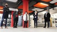 Xertigny : le collège relooké
