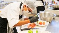 A la conquête d'un sésame pour débuter une carrière dans la cuisine