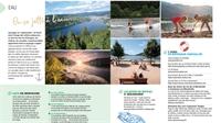 Escales dans les Vosges, la nouvelle brochure touristique du département