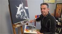 Olivier Claudon, le portraitiste des vosgiennes