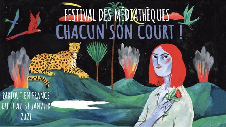 Festival du court métrage dans les bibliothèques vosgiennes