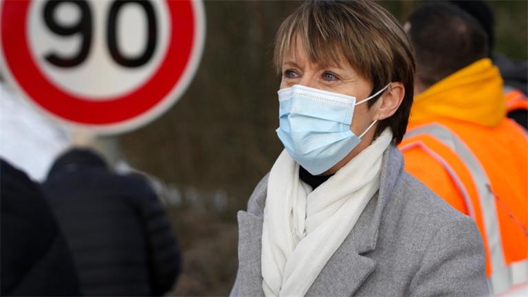 Vosges : 235 km de routes départementales à nouveau limitées à 90 km/h