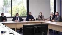 Mirecourt : la convention avec Adelor est signée